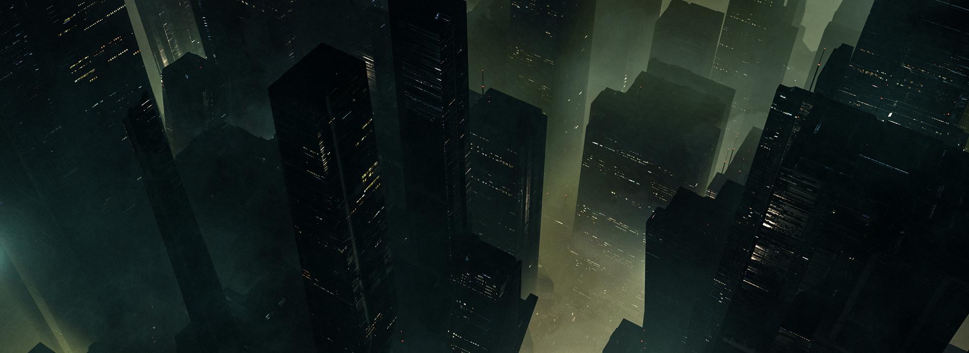 Megacity / Nightscape